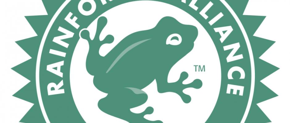 Rainforest Alliance или зеленая лягушка